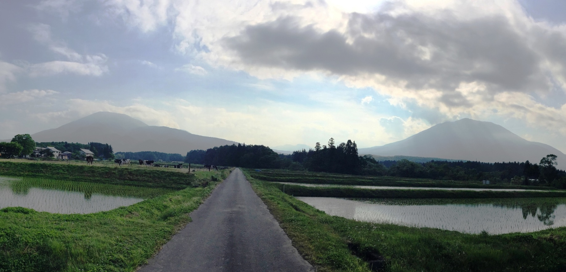 信州・黒姫今日の風景20160527