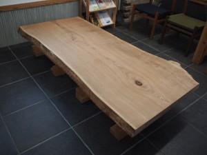 テーブル・座卓兼用脚(ホワイトアッシュ)5