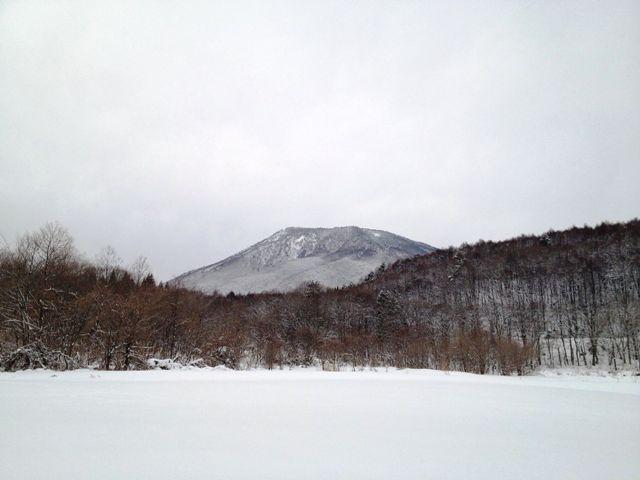黒姫山20121225