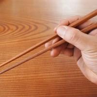 こだわりの天然木箸「紫檀(シタン)」限定販売開始20140430
