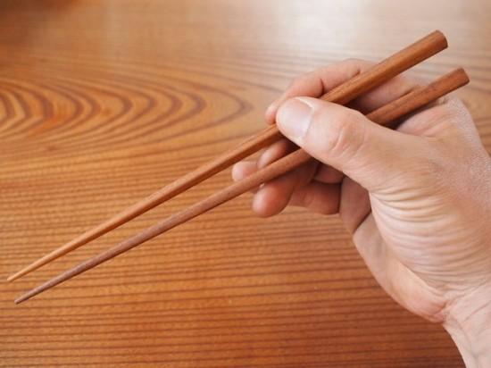 tokkoya-kaguの天然木箸「紫檀(シタン)」限定販売開始