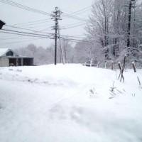 この時期にビックリの積雪!20130421