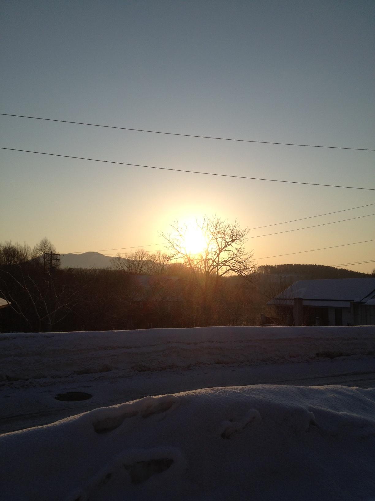 日の出20120327