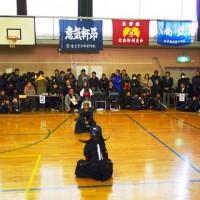 息子の剣道の試合20121216