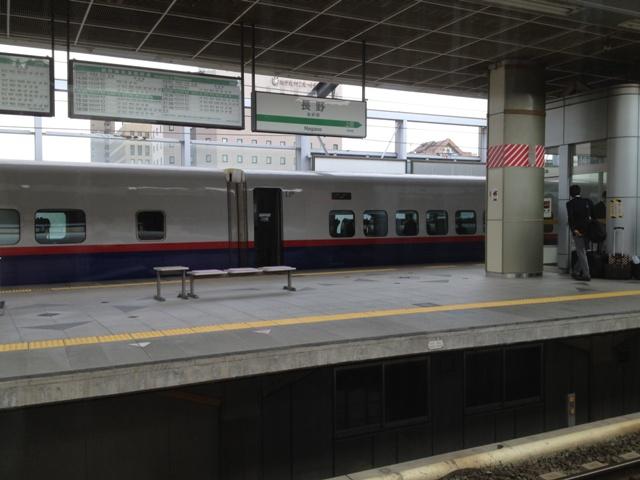東京へ20120518