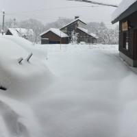 今日の信州・黒姫20141214~大雪警報発令~