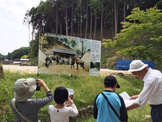 信楽町多羅尾探訪20170611-9
