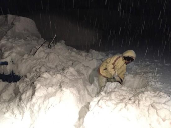 元旦の大雪20150101-3