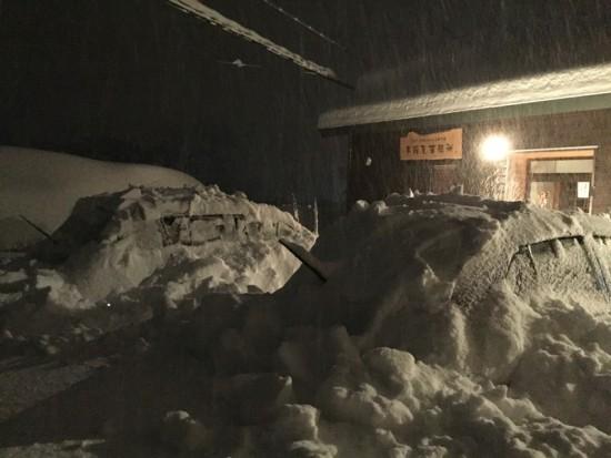 元旦の大雪20150101-1