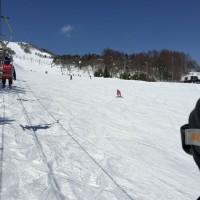 よませ温泉スキー場へ20150211