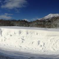 今日の信州・黒姫20150216~観測史上最多の積雪168cmを記録~