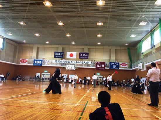 第38回北信五岳少年剣道大会20170827-2