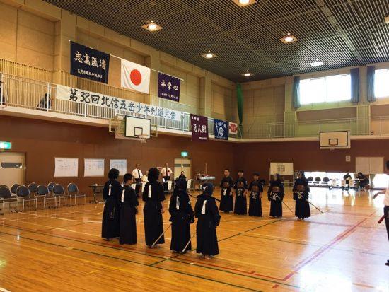第38回北信五岳少年剣道大会20170827-3