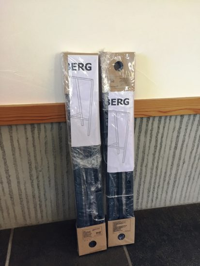 LERBERG 架台を購入してみました20170925