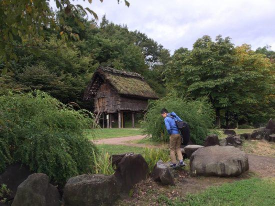 科野の里歴史公園へ20171007-2