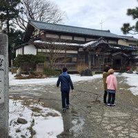 観音寺。仏海様参り20181231