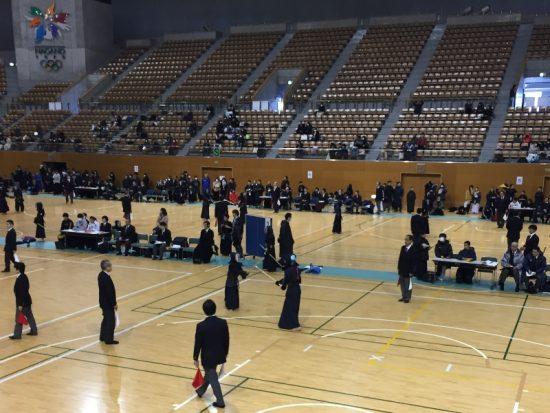 第5回長野県小学生剣道選手権大会20180211-1