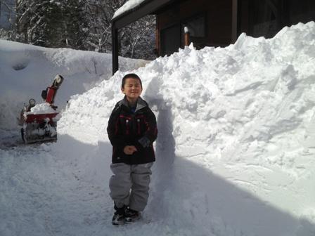 大雪・除雪の1日20130127-2