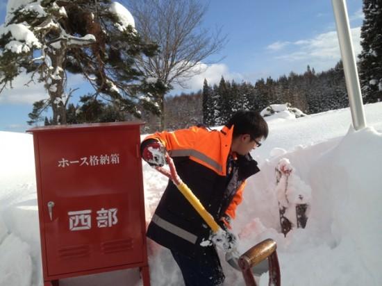 大雪・除雪の1日20130127-3