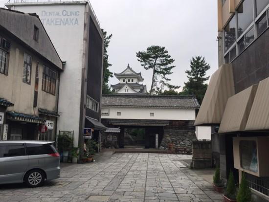 大垣城20150614-1