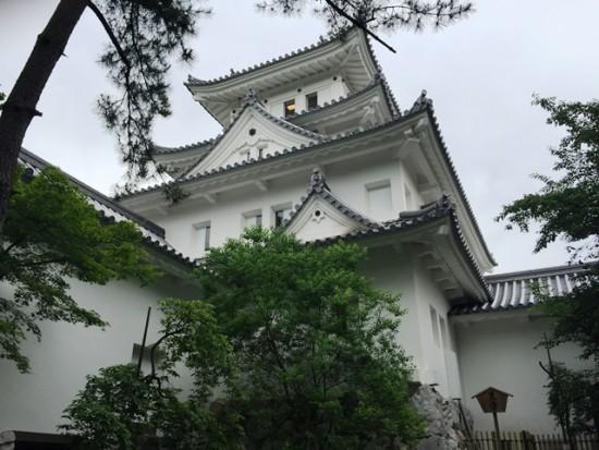 大垣城20150614-2