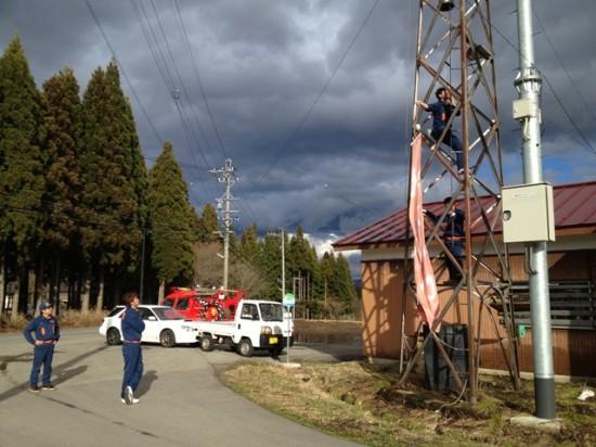 消防団月例機械点検20130407b