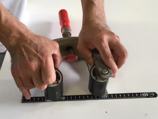 縁貼り用クランプ(カンテンフィックス)格安2