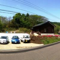 駐車場増設工事完了!