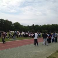 信濃町小学生マラソン大会