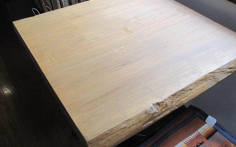 お客様のDIY作品「杉のテーブル」~長野県軽井沢・波多野様~20200711