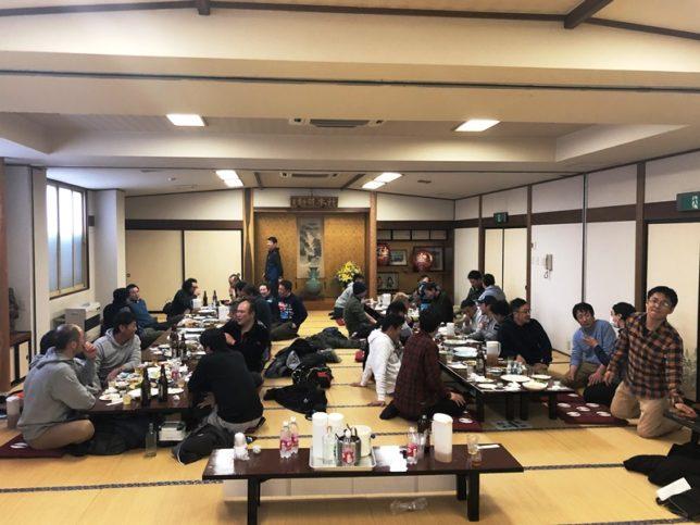 長野・北信地区商工会青年部親睦会(ワカサギ釣り大会)開催20190305-4