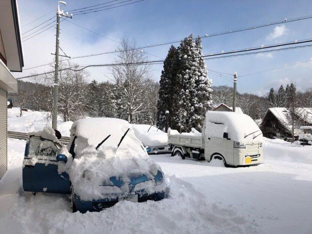 積雪量が少ない冬20190317-1