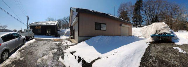 積雪量が少ない冬20190317-2
