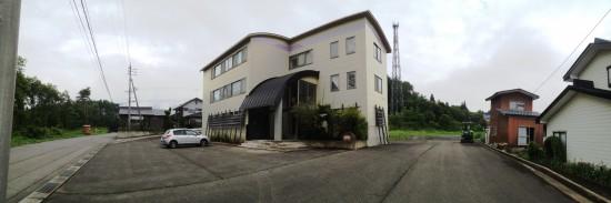株式会社多羅尾事務所大平オフィス新社屋敷地表