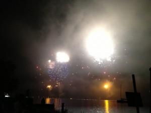 野尻湖とうろう流し花火大会2013-6