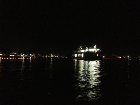 野尻湖とうろう流し花火大会2013-5