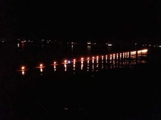 野尻湖とうろう流し花火大会2013-8