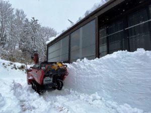 今シーズン初除雪20200105-2