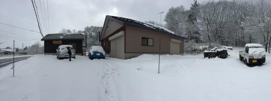 今日の信州・黒姫20151228~ようやく冬らしなってきました~3
