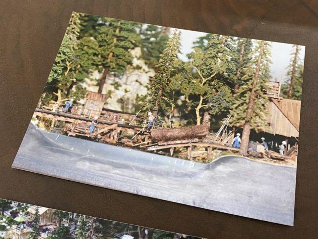 お客様のDIY作品「フォトスタンド(ブビンガ材)」~東京都・中谷様~20201017-6