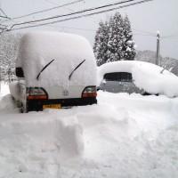 本格的な豪雪シーズン、到来20131215