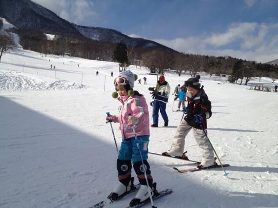 今シーズン初スキー20131230-2