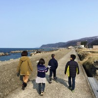 糸魚川・ヒスイ海岸へ20160228