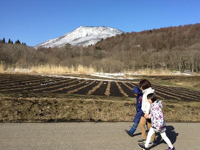 今日の信州・黒姫201603222~黒姫に春が来ました!・連休明けの出荷ラッシュ~