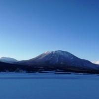 信州・黒姫今日の景色20140131