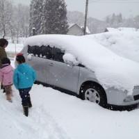 3月下旬の大雪20140322