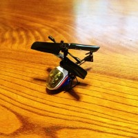 ナノファルコン、ハマっています(^-^)~世界最小のラジコンヘリコプター~