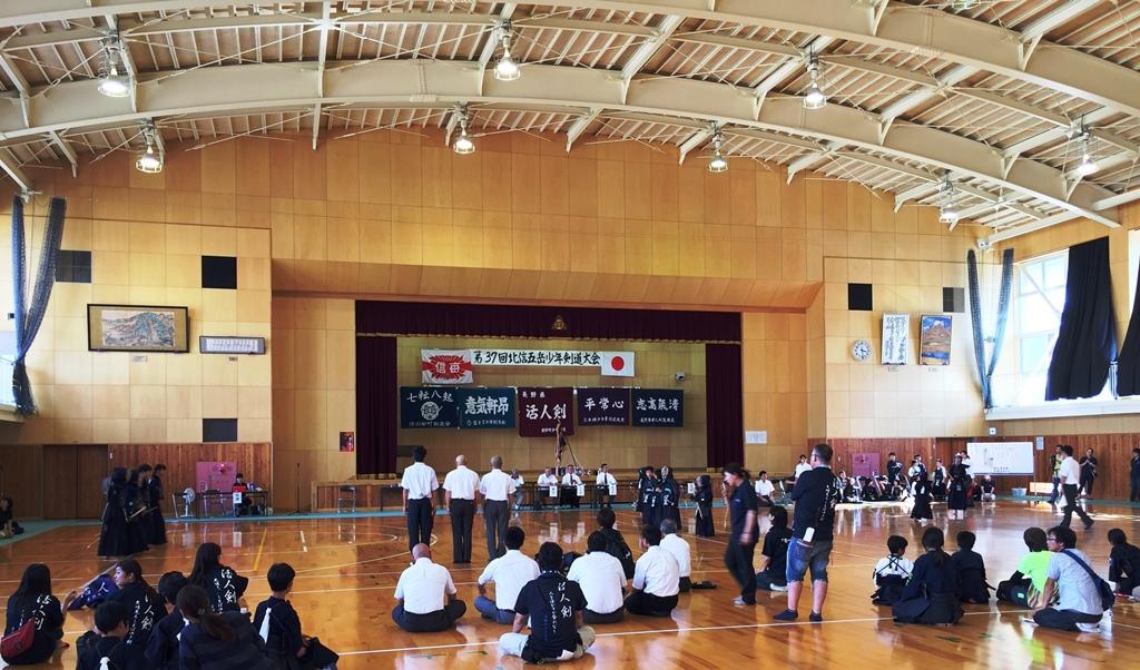第37回北信五岳少年剣道大会20160828