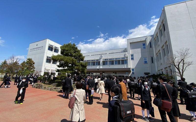 無事に入学式開催20200406