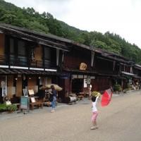 奈良井宿20140629-3